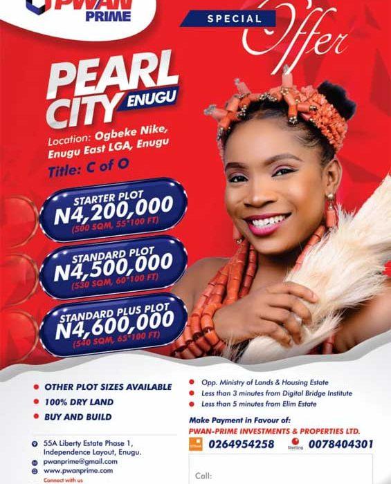Pearl City, Enugu
