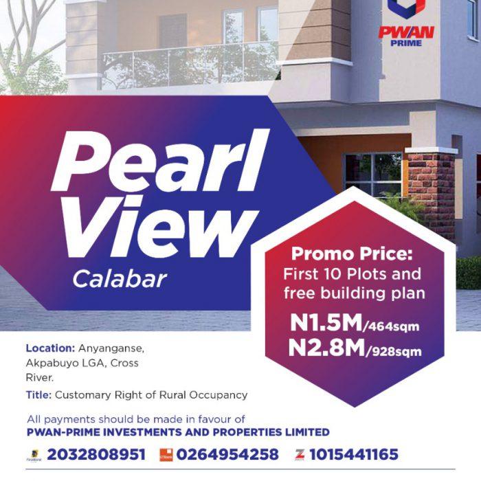 Pearl View, Calabar