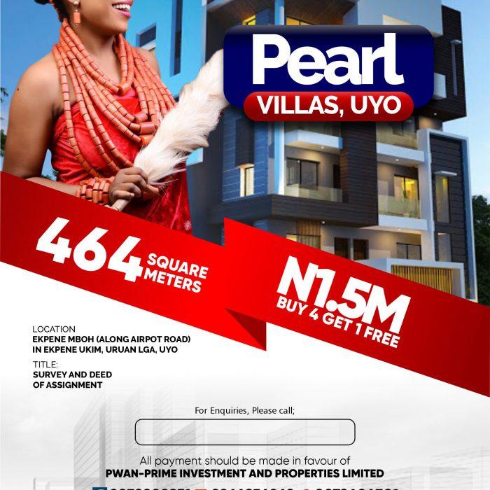 Pearl Villas, Uyo
