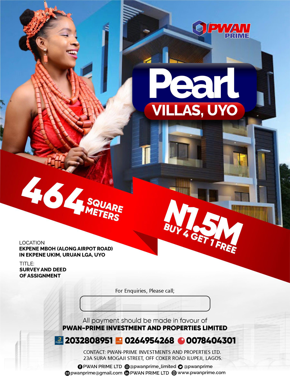 Pearl Villas Uyo